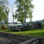 Caravan Camping Horní Planá - kemp Lipno