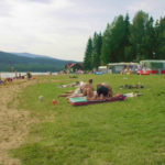 Caravan Camping Horní Planá