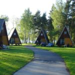 Camping Olšina - Chatka pro 6 osob
