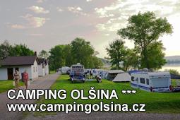 Camping Olšina